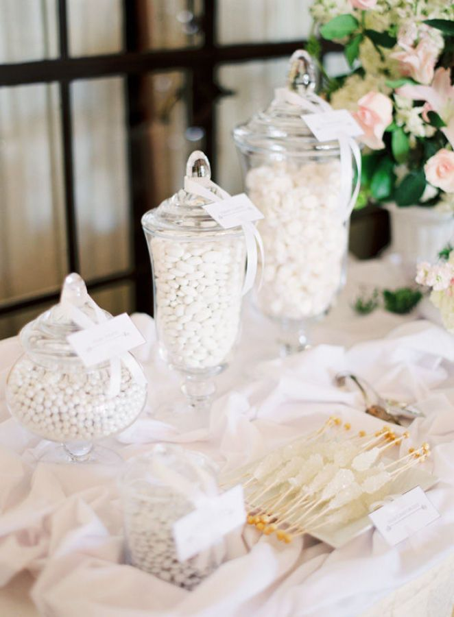 candy Wedding Inspiration - Style Me Pretty