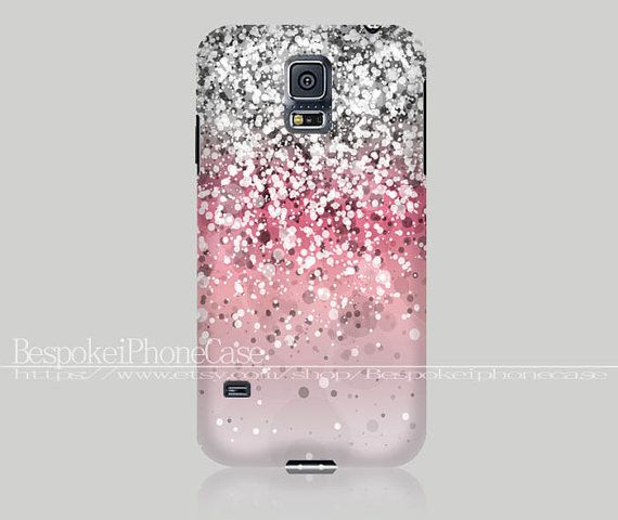 Glitter Sparkle Samsung galaxy case Sparkle galaxy S5 case Sparkle galaxy S4 case Glitter galaxy S3 case Image printed Back and Sides by , $14.99 http://www.beautifulseasondiy.com/