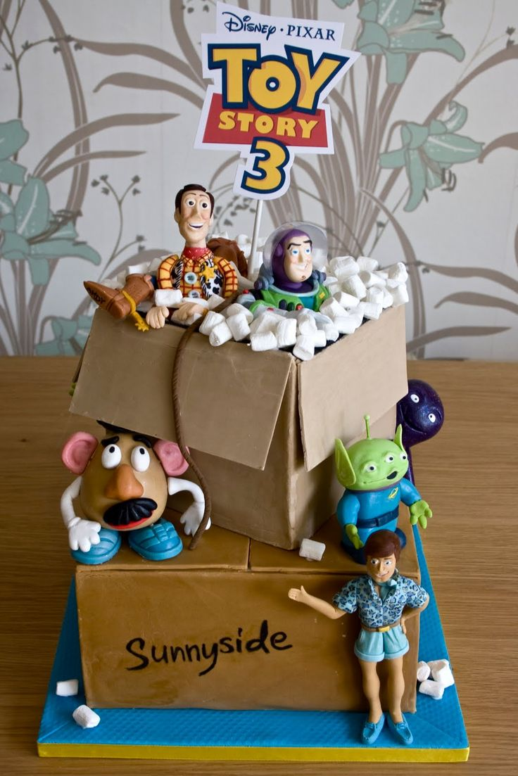 Toy story party ideas birthday in a box - Find This Pin And More On Toy Story Party Birthday Ideas