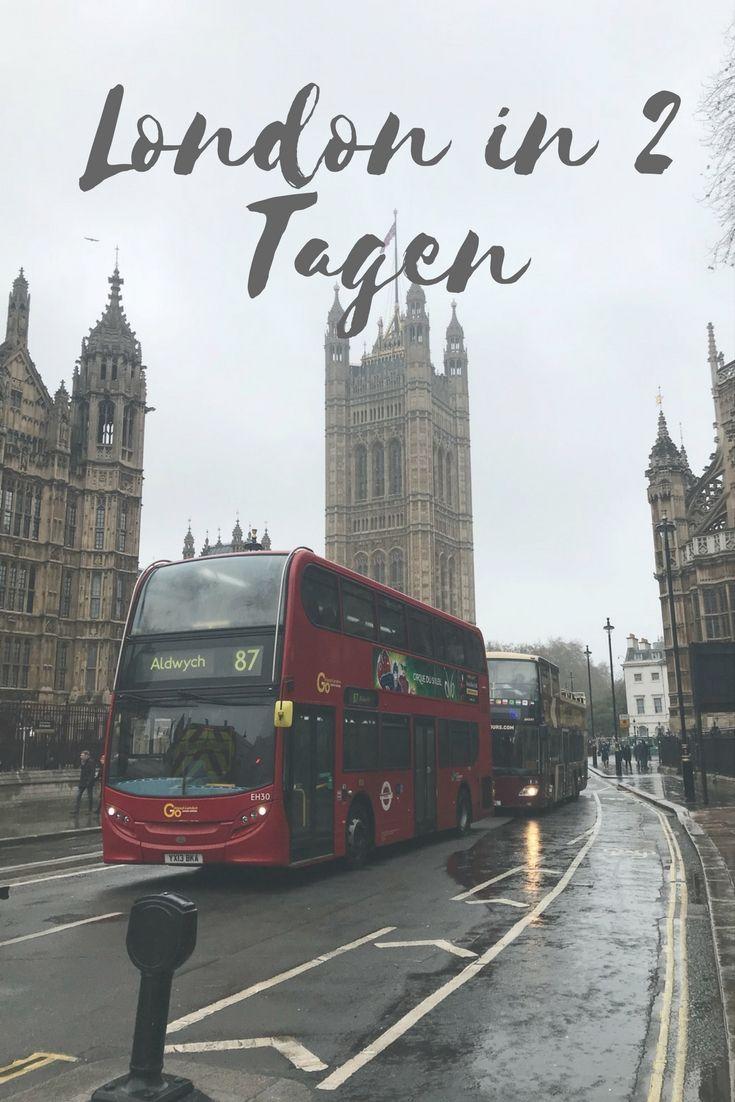 Du planst einen Kurztrip nach London? Mit meinen T…