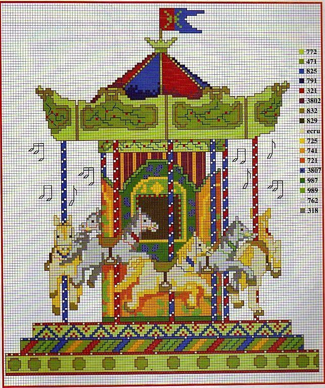 For children ... cross stitch (p. 91) | Learn Crafts is facilisimo.com