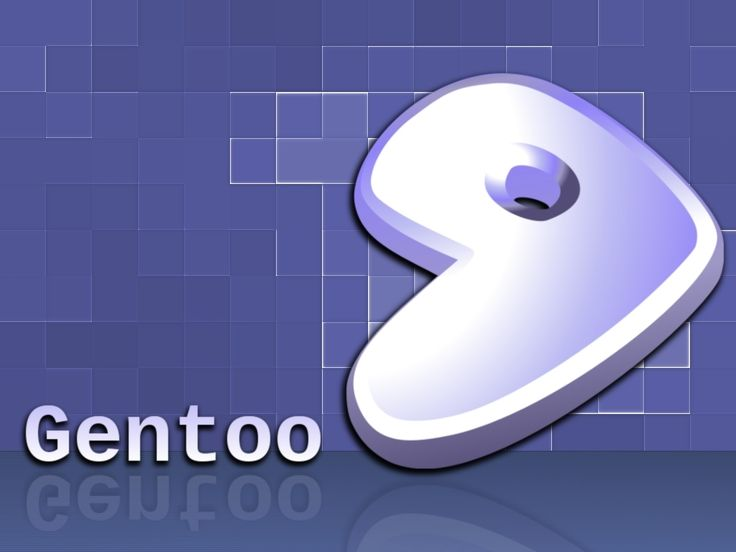 #Gentoo #Linux operating system templates available at Ricoh Data Center