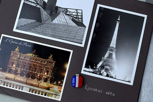 My photoalbum from my first PAris visit!