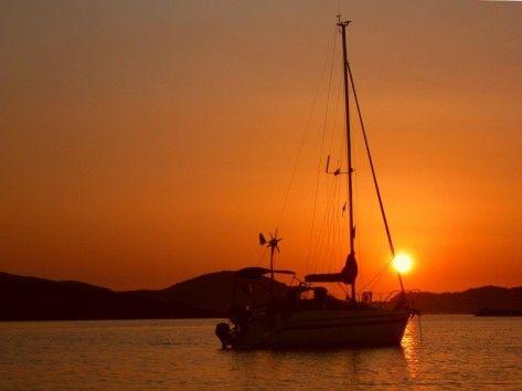 puesta de sol Ibiza                                                       … …