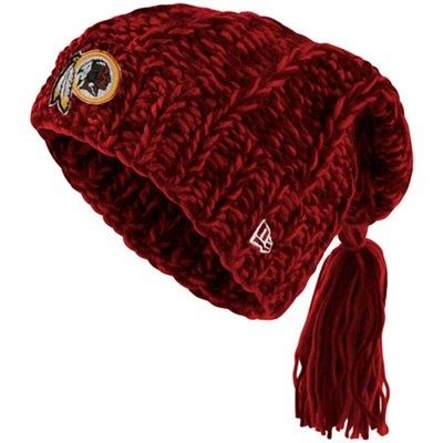 Happy first day of Fall #Redskins fans! With the colder weather upon us, get this burgundy #Redskins beanie to keep you warm this season!