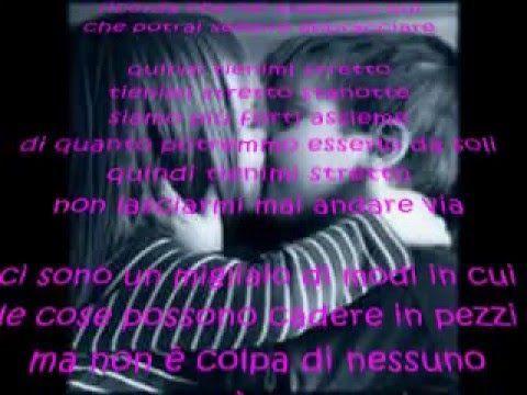 Michael Bublè - Hold on (Traduzione in italiano)