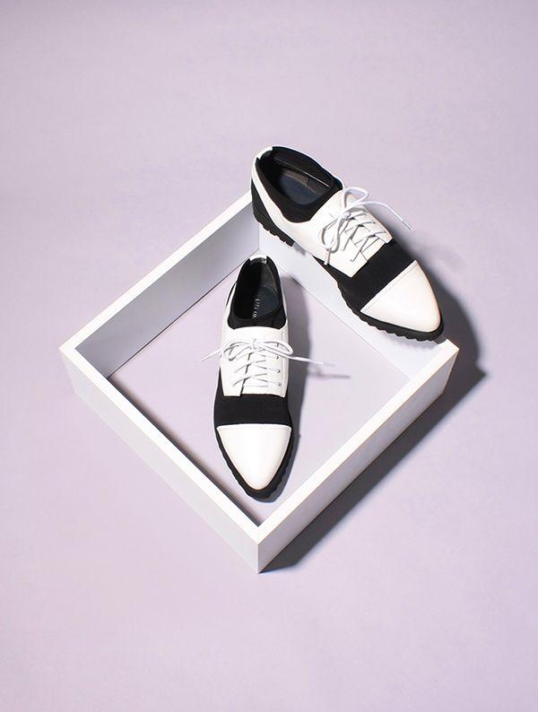 Still life Summer minimal shoes ASAP PARIS on Behance © Clémence Dubois & Anaïs Deschamps | @andwhatelse