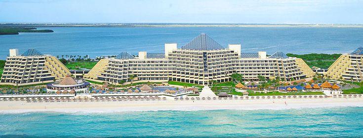 Paradisus - Cancun Post: Os 5 melhores hotéis de Cancun http://dicasdeferias.com/2013/03/os-5-melhores-hoteis-em-cancun/ #dicasdeferias
