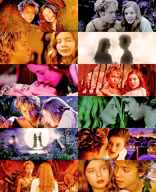 Peter Pan - <  This movie is not as lame as I remember. Its actually quite good. I like it