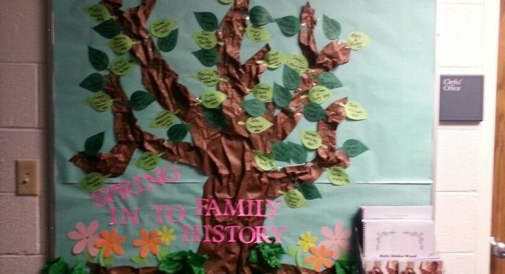 Best 14 Family Bulletin Board Ideas