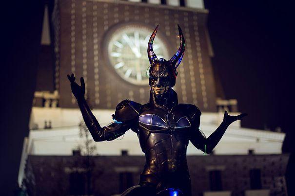 The Dark Knight In Prague