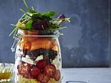 Power Bowl mit Couscous   – Buddha Bowls – Gesunde Ernährung