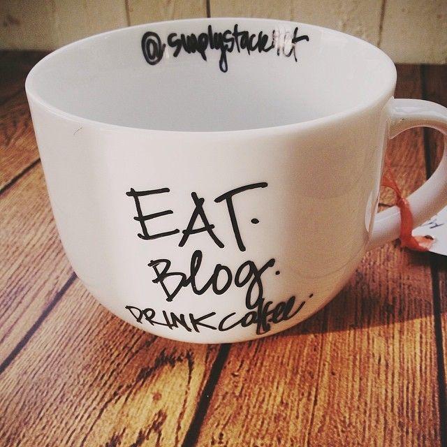 Cool mug @simplystacienet :)
