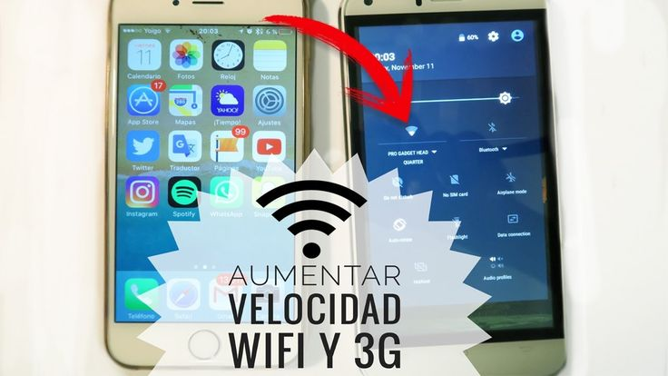 Como Aumentar Señal Wifi y 3G/4G en Móvil | TRUCO FACIL Android & iPhone...