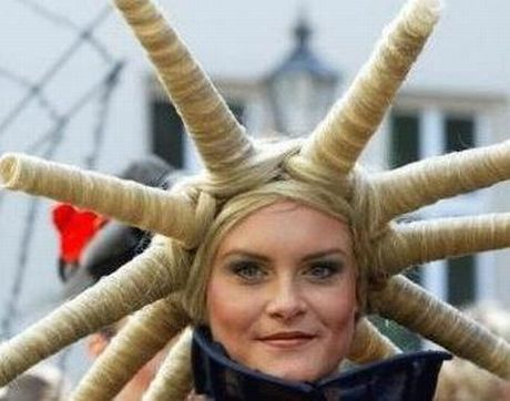 Awesome Hair Style For Sure