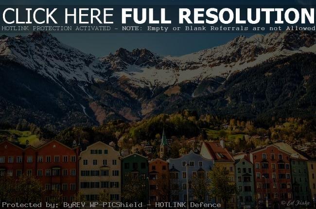 Innsbruck Austria Tourism