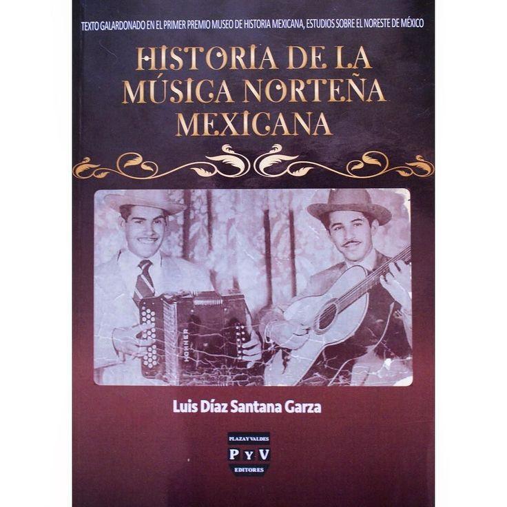 El Museo de Historia Mexicana invita a la presentación del libro Historia de la música norteña mexicana: desde los grupos precursores al auge del narcocorrido del Dr. Luis Díaz-Santana Garza el Jueves 18 de agosto a las 19:30 horas.