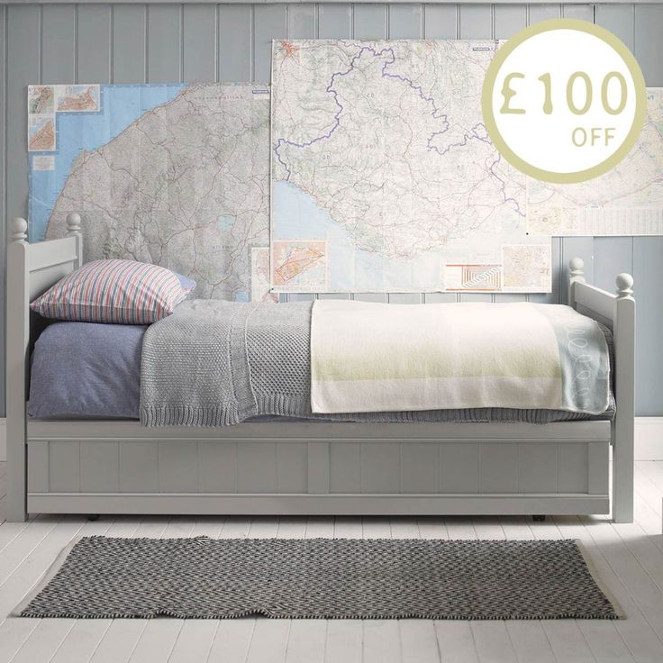 Best Fargo Small Double Bed 4Ft With Storage Trundle Small 640 x 480