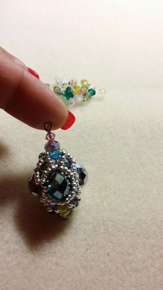 .beaded bead