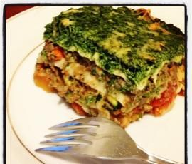 Recipe Clone of Healthy Lasagna by jessikaw92 - Recipe of category Main dishes - meat