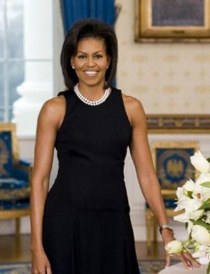 Michelle Obama - lawyer and activist. A Harvard Law School graduate, Obama practised with American giant Sidley Austin LLP, swapping court hearings for governmental duties, then for campaigning and ambassadorial tasks as US First Lady. Obama is a dedicated supporter and spokesperson for LGBT rights and healthy eating initiatives.