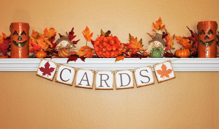 FALL WEDDING BANNERS and Signs, Fall Wedding Decoration, Fall Engagement Party, Fall Bridal Shower Banner, Bridal Shower Decor, Wedding Deco by ABannerBoutique on Etsy