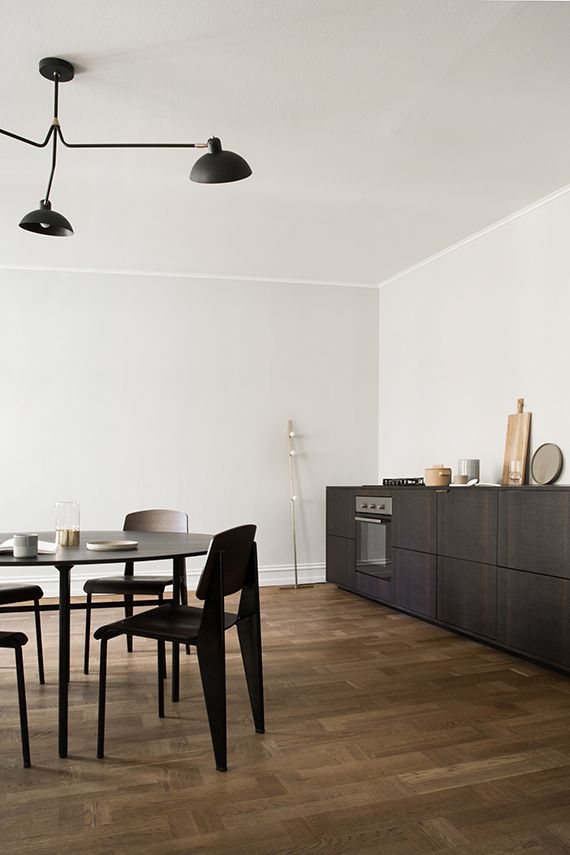Ikea hack kitchen design by Norm Architects for Reform in the Ouur Media's Kinfolk gallery