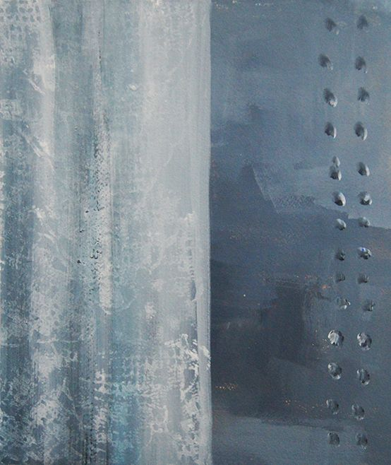 maybe tomorrow, Anna Tuomela 2013, acrylic on canvas