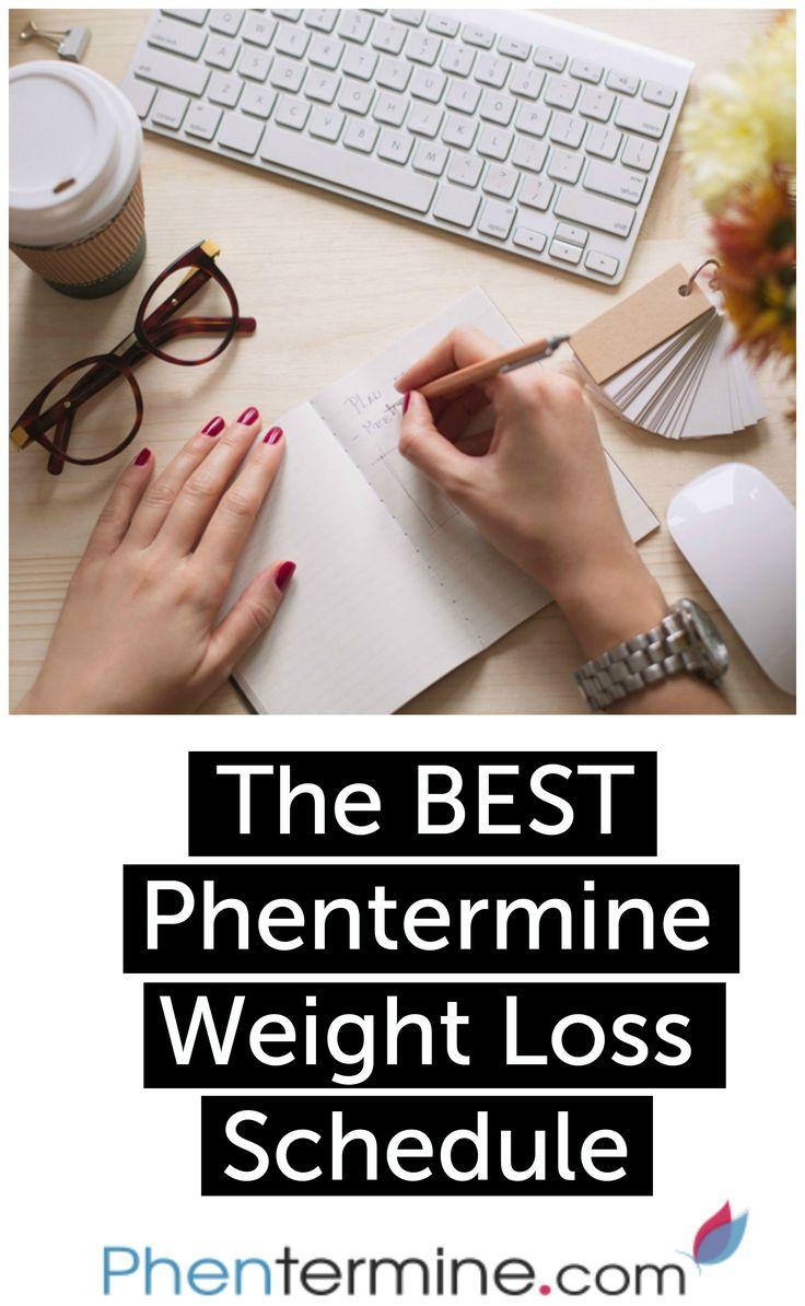 phentermine schedule