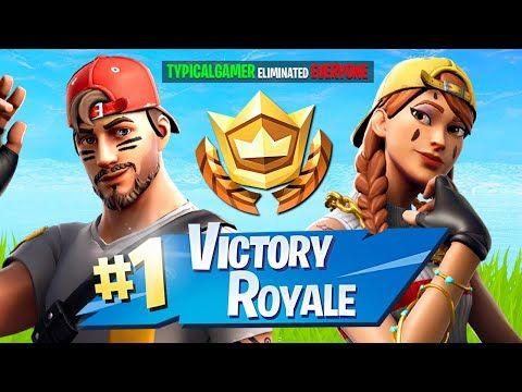 Winning In Random Duos Fortnite Season 2 Youtube In 2021 Fortnite Popular Games Seasons