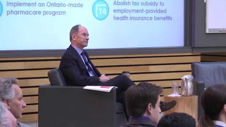 Building Better Health Care: Policy Opportunities for Ontario with Roger Martin