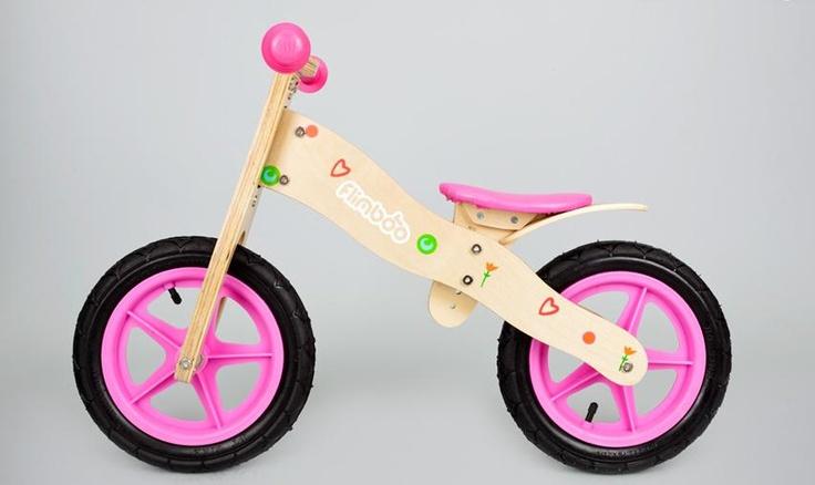 Flimboo Rowerek Biegowy drewniany