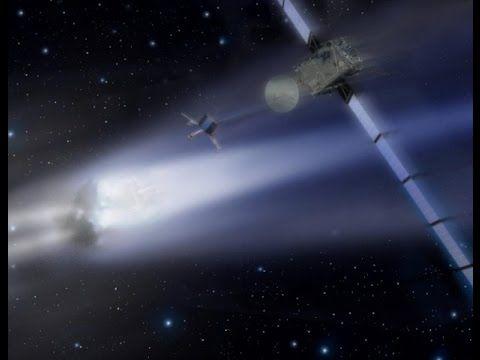 Kometa 67P nie jest zwykłym ciałem niebieskim tylko pojazdem obcych?