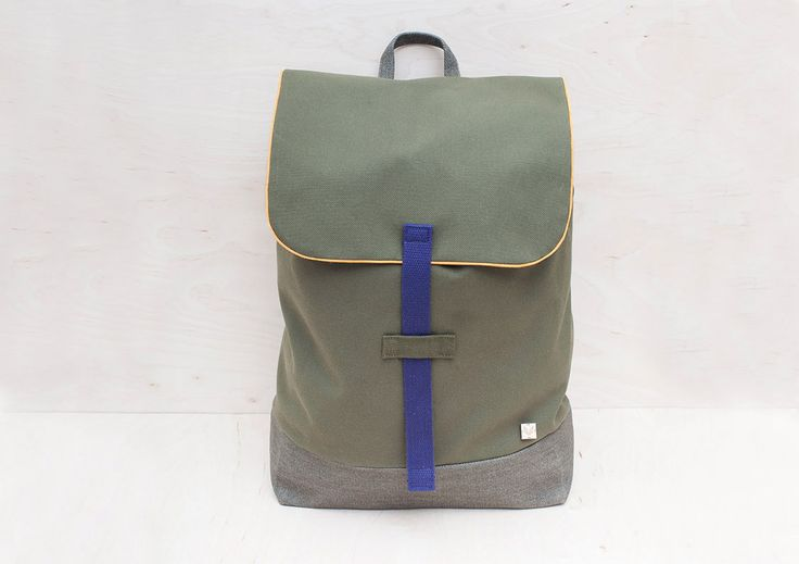 Backpack turquoise Indian
