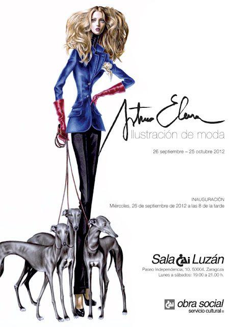 Exposición de Arturo Elena en Zaragoza