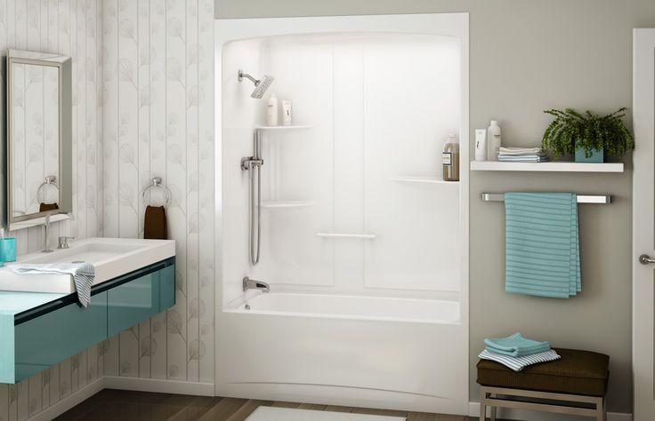 Allia Tsr 6032 Alcove Or Tub Showers Bathtub Maax
