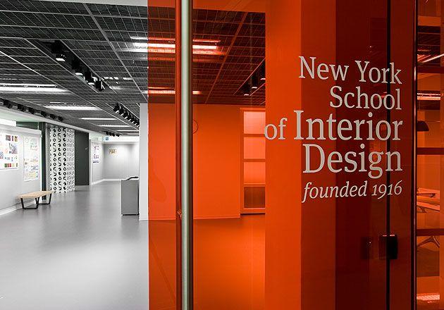 New York School of Interior Design by Gensler