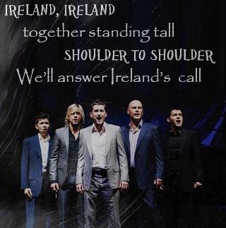 Ireland's Call ... Celtic Thunder <3