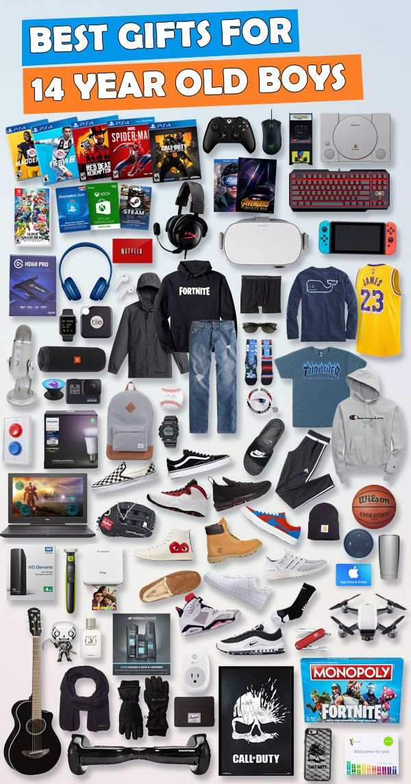 See Over 650 Gifts For 14 Year Old Boys Birthdays And Christmas Tons Of Ideas