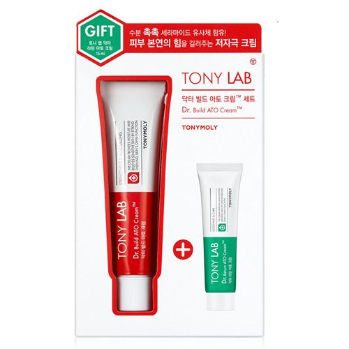 TONYMOLY Tony Lab Dr.Build Ato Cream 50ml + Return Ato Cream 15ml