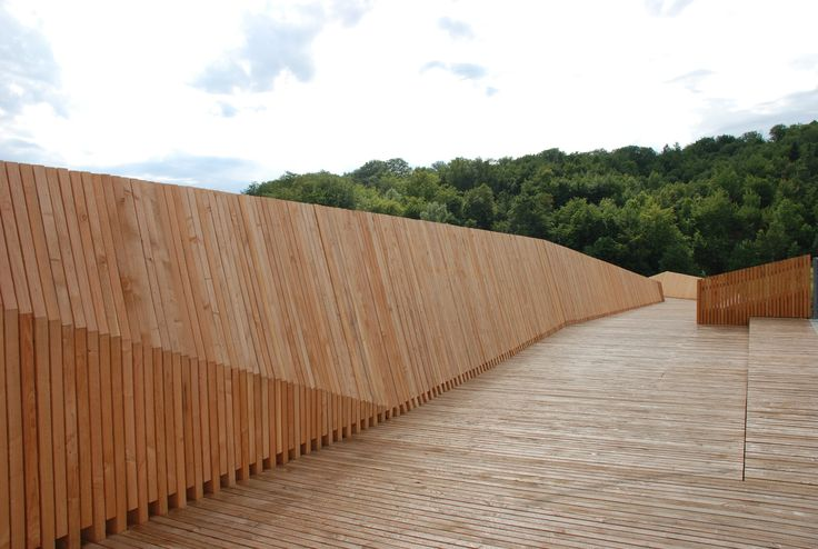 Gallery of La Sallaz Footbridge / 2b architectes - 3