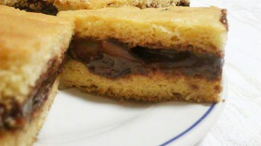 Gabonaliszt mentes piskóta - csokis-rumos-meggyes töltelékkel | Klikk a képre a receptért!