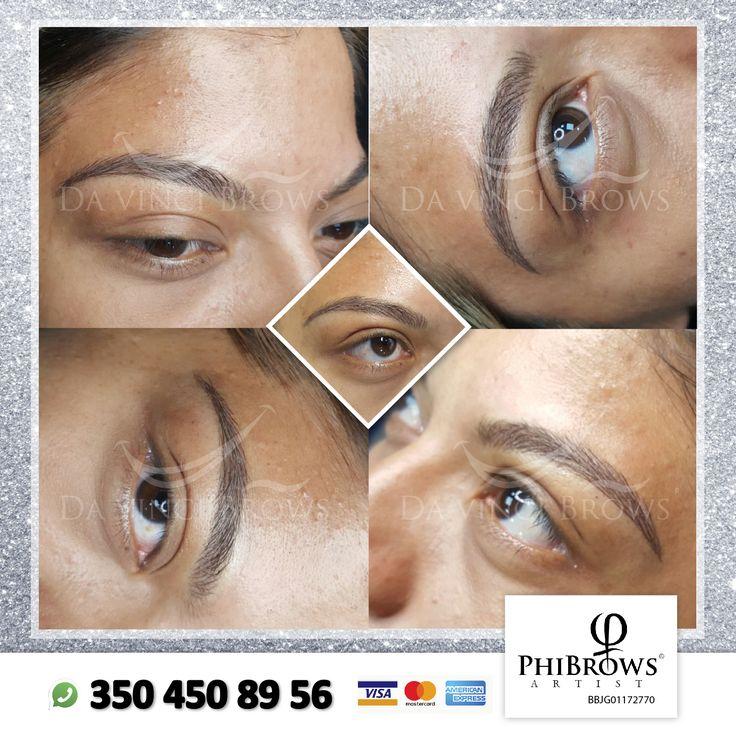 Realza la expresión de tu rostro y luce unas cejas perfectas con #DavinciBrows Agenda tu cita al WhatSapp: 350 450 89 56