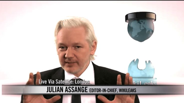 Julian Assange told a huge WikiLie about the DNC emails on n