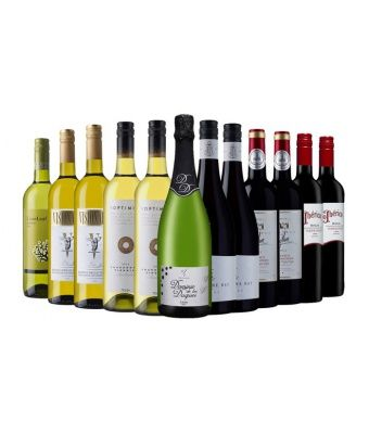 12-Bottle Case of Red, White or a Mix of Wines, Plus Wine Plan Membership for £49 with Laithwaites (Up to 55% Off) - Earn 8% when you shop or share on haveyouseen.com!