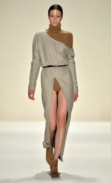 Katya Zol #fashion #clothes #dress #nyfw14