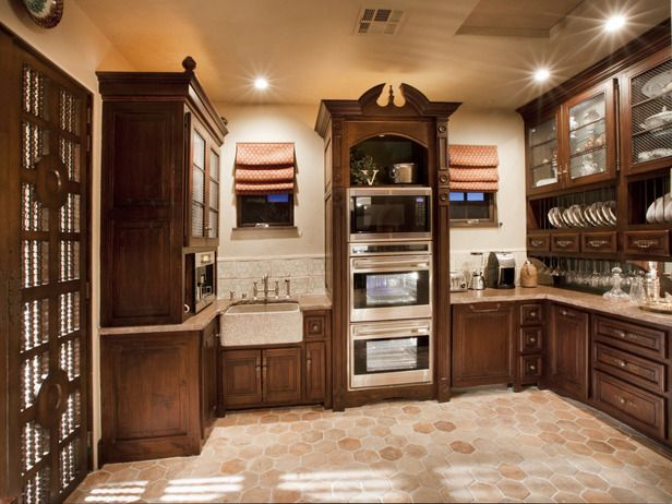 Southwestern Kitchens from Erica Islas : Designers' Portfolio 4470 : Home & Garden Television