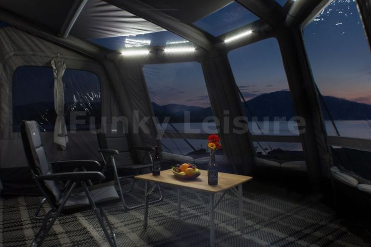 Vango Sunbeam 450 LED Awning Light Starter Set