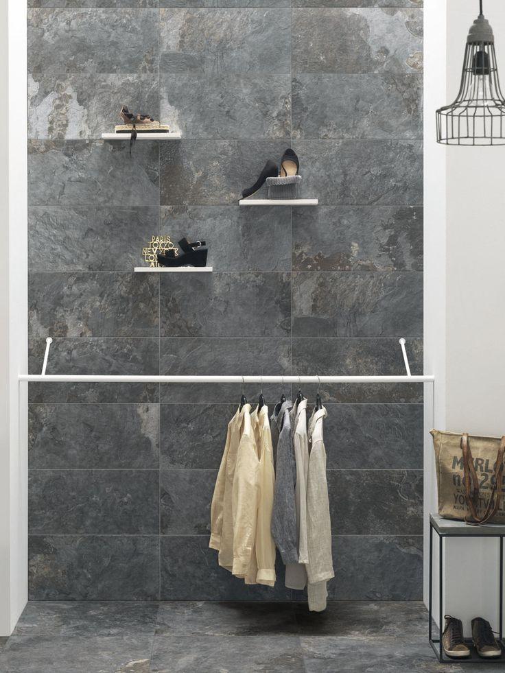 La Fabbrica Ceramiche - NUSLATE Collection - www.lafabbrica.it -  #stone #shop #grey