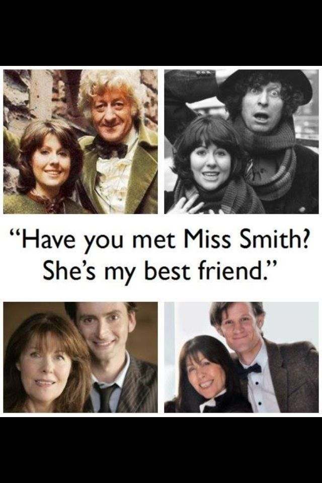 Doctor who, Sarah Jane Smith